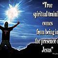 Spiritual Training by Vanessa Hensel