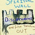 Spiritual Wall by Michael Jordan