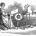 Spiritualism, 1855 by Granger