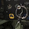 Spitfire Cockpit by Adam Romanowicz