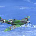 Spitfire by Glen Frear