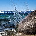 Splash by Martin  Gollery