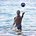 Splashing Around by Nishanth Gopinathan