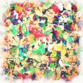 Splashing Paints by Phil Perkins