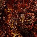 Splattered  by James Barnes
