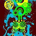 Splattered Series 1 by Teri Schuster