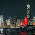 Splendid Asian City, Hong Kong by D3sign