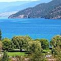 Splendid Kalamalka Lake by Will Borden