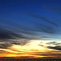 Splendido Tramonto Verticale by See My  Photos