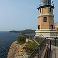 Split Rock Lighthouse 100 by John Brueske