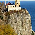 Split Rock Lighthouse by Anthony Totah