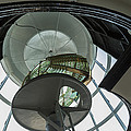 Split Rock Lighthouse Lens by John Brueske