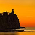 Split Rock Lighthouse by Steve Gadomski