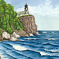 Split Rock Lighthouse was a Beacon to Sailors