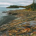 Splitrock Shoreline by Eric Sorensen