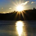 Splitrock Sunrise by Bill Cannon