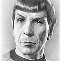 Spock - Fascinating by Liz Molnar