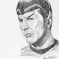 Spock by Lana Tyler