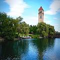 Spokane Riverfront Park by Carol Groenen
