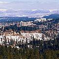 Spokane View 2-4-14 by Ben Upham III