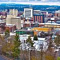 Spokane Washington by Alex Grichenko