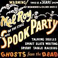 Spook Party 2 by Jennifer Rondinelli Reilly - Fine Art Photography