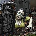 Spookie Lady by Iris Richardson
