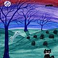 Spooky Night by Tambra Wilcox