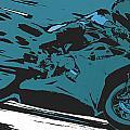 Sportbike Racer by David Holm