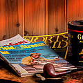 Sportsmans Table by Bill Wakeley