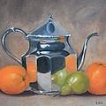 Spot Of Tea by Estelle Stepherson