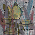 Spot Of Tea by Robin Maria Pedrero