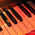 Spotlight On Piano by Ann Horn