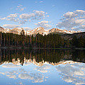 Sprague Lake 2 by John Brueske