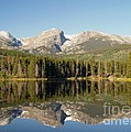 Sprague Lake In Rocky Mountain National Park by Alex Cassels