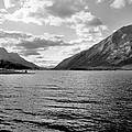 Spray Lake by Matthew Naiden