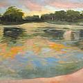 Spreckles Lake by Suzanne Cerny