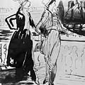 Sprinchorn Women, 1914 by Granger
