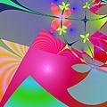 Spring Awakes by Kenneth Keller
