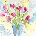 Spring Bouquet by Bev Veals