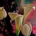 Spring Bouquet II by George Tuffy