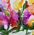 Spring Bouquet by Marcia Breznay