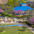 Spring Coolidge Park 2 by Tom and Pat Cory