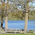 Spring Fed Shepherd Lake by Sonali Gangane