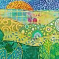 Spring Flourish by Susan Rienzo