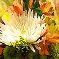 Spring Flower Burst by Amy Vangsgard