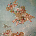 Spring by Francois Boucher