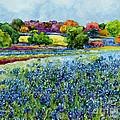 Spring Impressions by Hailey E Herrera