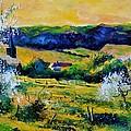 Spring In Matagne  by Pol Ledent