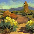 Spring In Santa Fe by Diane McClary